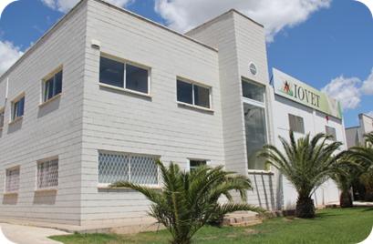 Sede de Biovet S.A. Laboratorios en Constantí