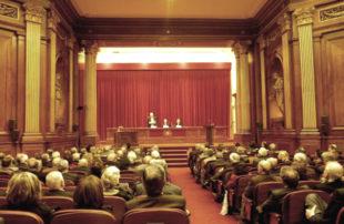 Инаугурация курса Межпарламентского совета Каталонии 2014-2015 гг.