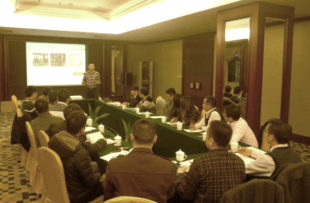 在广州百卫公司和北京圣格锐的会议