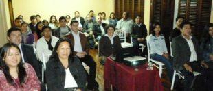 Seminario porcino Adivet-Biovet en la Asociación Peruana de Porcicultores