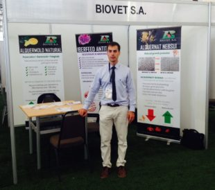 "Participation of ""Biovet S.A in the Congress of the Latin American Poultry Association"