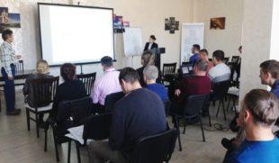 Jornada técnica porcina de Biovet en Ucrania