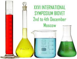 International Symposium Biovet 2015 — Moscow