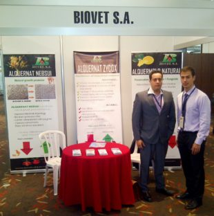 ANAVIP 2015: Participation of Biovet S.A.