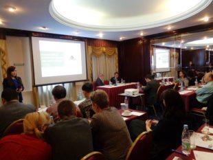 Simposium Internacional Biovet Moscú, sesión captadores de micotoxinas