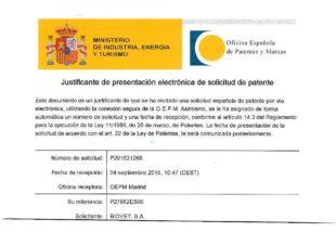 Biovet patent