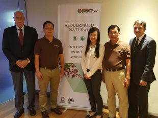 Biovet technical conference in Philippines