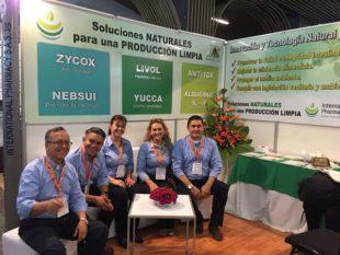 国际制药SAS参加哥伦比亚第十八届全国禽业大会