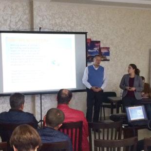 Biovet participa en un seminario de Porcicultura en Kiev