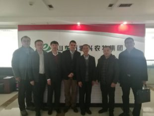 Commercial visit to China to summarize the end of 2016