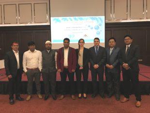 Doctor's Agro-vet and Biovet S.A. present Alquernat Zycox in Bangladesh