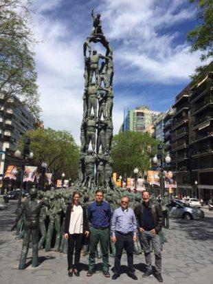 塔拉戛纳举办INPSAS-西班牙百卫培训日