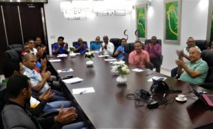 Biovet's technical training in Coopcibao