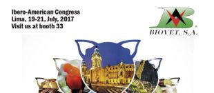 Biovet in the V Iberoamerican Congress in Lima