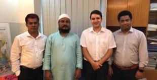 Visita comercial a Bangladesh