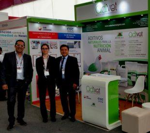 """Компания """"Biovet S.A."""" в """"AMEVEA"""" и Иберо-американский конгресс по свиноводству в Перу"""