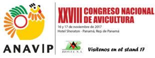 Conferencia sobre Pronutrientes en el XXVIII Congreso Nacional de Avicultura de ANAVIP