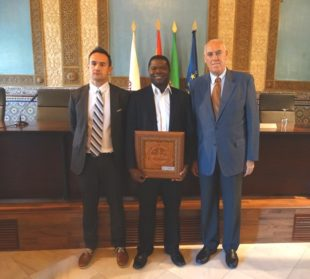 Biovet awarded a Dr. Kolapo Ajuwon from Purdue University for his scientific research