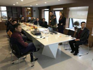 El equipo de ventas de Porcino de la región de Guangxi y de Fujian (China) reciben formación de un equipo técnico de Biovet