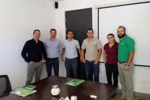 День технико-ветеринарного обучения в Коста-Рике в DICPMI