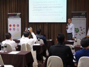 Nuevos estudios sobre Alquermold Natural en el Symposium Biovet para Asia