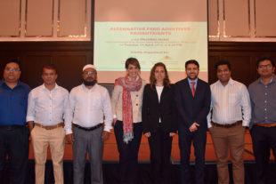 "Biovet celebrates the seminar ""Alternatives to feed Additives: Pronutrients""  in Dhaka"