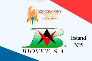 Biovet S.A. will participate in the XXV Central American and Caribbean Poultry Congress