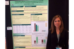 Preservatives of natural source, protagonists in the II International Conference on Necrotic Enteritis