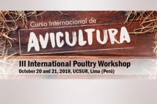 В октябре III Международный курс по птицеводству