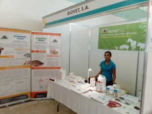 Pharmablend, distributor of Biovet in Mexico, participates in the fifth tilapia forum