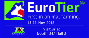 Biovet S.A. will attend Eurotier Expo to present its product lines