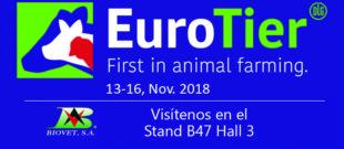 En noviembre, Biovet S.A acudirá a Eurotier para presentar sus líneas de productos