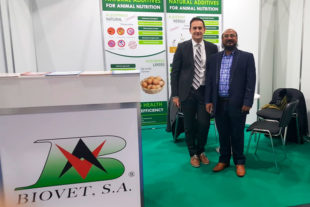 Biovet S.A presented its latest innovations in natural preservatives and pronutrients in Eurotier