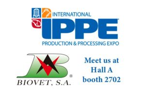 Biovet S.A will present its latest innovations at IPPE 2019
