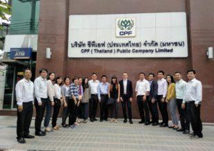 Biovet S.A. visita Tailandia para presentar sus aditivos naturales a C.P. Group
