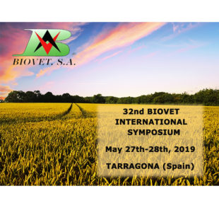 Biovet will hold its 32nd International Symposium in May in Tarragona