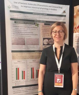 Biovet presenta un poster en la 6ª edición del simposio sobre salud intestinal aviar IHSIG