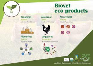 Biovet obtiene la certificación ecológica