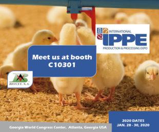 Biovet en el IPPE 2020