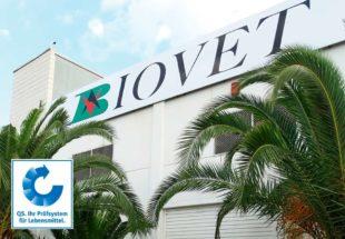 Biovet obtains the QS certificate