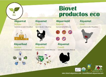 Biovet increases the list of organic products