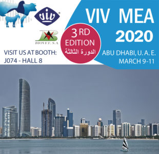 Visit us at VIV MEA 2020