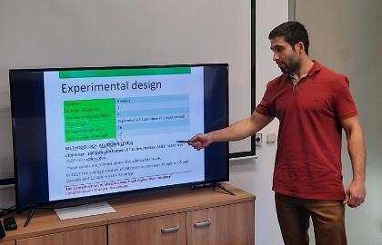 Biovet organiza un seminario técnico para sus clientes egipcios