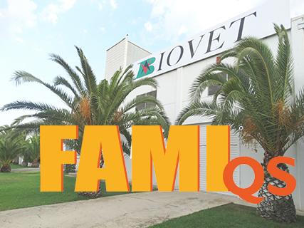 Biovet S.A. renueva el certificado de FAMI QS hasta 2023