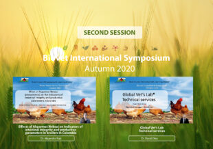 Intestinal conditioner pronutrients were the central theme in the second session of the Biovet International Symposium
