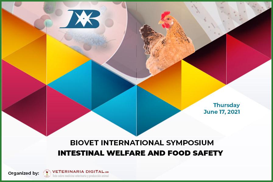 Biovet International Symposium 2021 Intestinal welfare and food safety