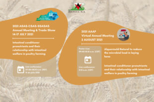 In July and August we will participate in the annual meeting of ASAS and AAAP
