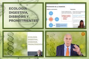 Ecología digestiva, disbiosis y pronutrientes