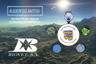 Alquerfeed Antitox: estructura única, función optimizada