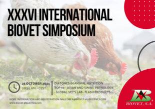XXXVI International Symposium Biovet 2021 – October 2021